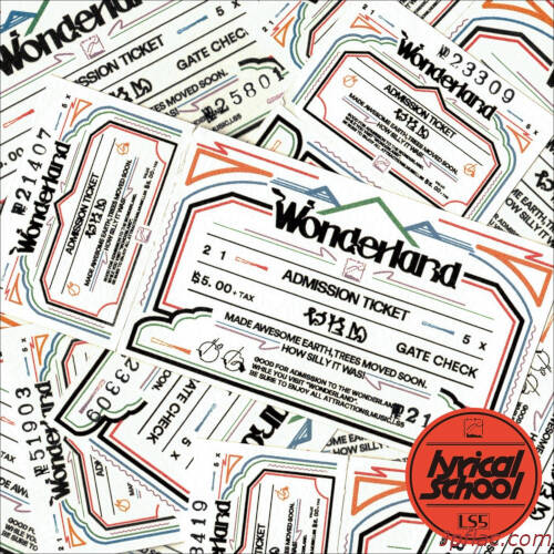 lyrical school - Wonderland rar
