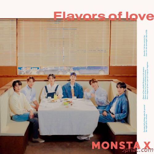 MONSTA X - Flavors of love rar