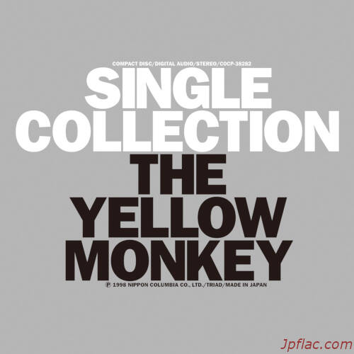 THE YELLOW MONKEY - SINGLE COLLECTION (Remastered) rar