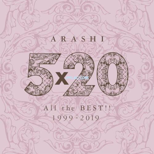 Arashi - 5×20 All the BEST!! 1999-2019 (Special Edition)  rar